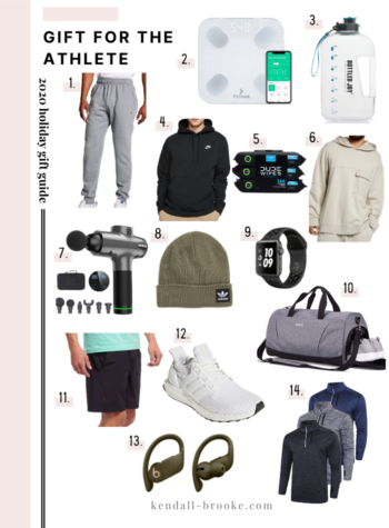 gift guide for men, athlete, workout tops for men